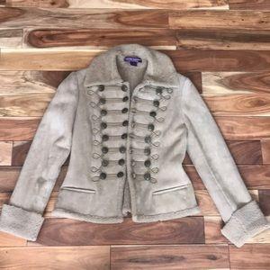 Ralph Lauren Collection Shearling Jacket